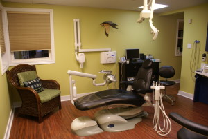 Dental office room 1